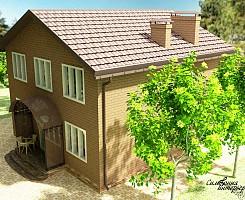 Малоэтажный жилой дом